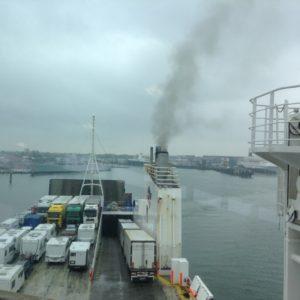 Smoking Ship